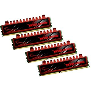8GB G.Skill Ripjaws DDR3-1333 DIMM CL9 Quad Kit