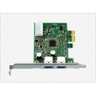 Freecom 34143 2 Port PCIe 2.0 x1 retail