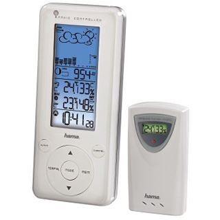Hama Elektronische Wetterstation EWS-390, Weiß