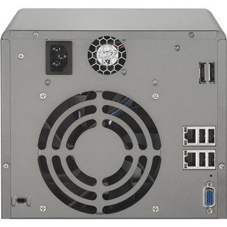 "QNAP Turbostation TS-559 Pro NAS System für 4x2,5"" oder 4x3,5"" SATA II HDD Schwarz"