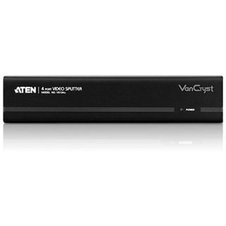 ATEN Technology VS134A 4-fach VGA Grafik Splitter