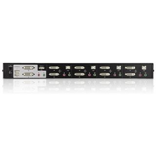 Aten Technology CS1644 16-fach Desktop KVM-Switch