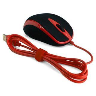 Soyntec Maus R482 RED, optisch, USB