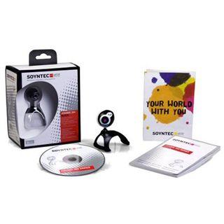 Soyntec Web Kamera Joinsee 354 0.3 MPixel 640x480 Schwarz USB 2.0