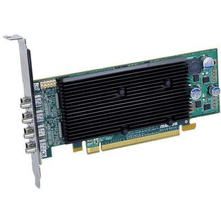 1GB Matrox M9148 Low Profile Passiv PCIe 2.1 x16 (Bulk)
