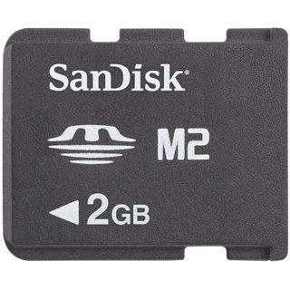 2 GB SanDisk M2 Memory Stick Micro Retail