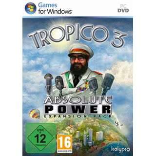 Ubisoft TROPICO 3 ABSOLUTE POWER (PC)