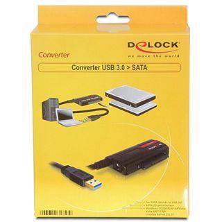 """Delock USB 3.0 SATA Konverter für 2.5"""" und 3.5"""""""