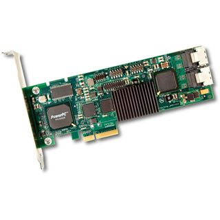 3Ware 9650SE-12ML Internal SATA II Hardware RAID Controller Card, Kit
