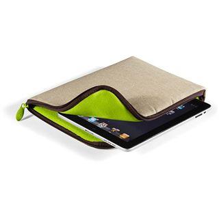 LaCie Vegetal Sleeve 3.5 und Netbook