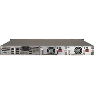 "QNAP Turbostation TS-459U-SP NAS System für 4x2,5"" oder 4x3,5"" SATA II HDD Schwarz"