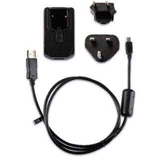 Garmin Netzladegerät für nüvi 37xx microUSB mit Reise-Adapterset