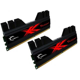 2x4096MB G.Skill Trident Series DDR3-1600 CL7 Kit
