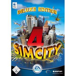 Sim City 4 - Deluxe Edition (MAC)