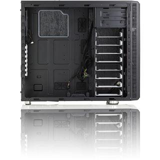 Fractal Design Define R3 Silver Arrow Midi Tower ohne Netzteil schwarz/silber