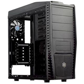 Silverstone Precision PS05 Midi Tower ohne Netzteil schwarz