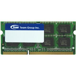 4GB TeamGroup Elite DDR3-1066 SO-DIMM CL7 Single