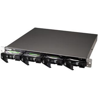 "QNAP Turbostation TS-410U NAS System für 4x2,5"" oder"