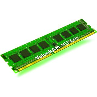 1GB Kingston Value DDR3-1333 DIMM CL9 Single