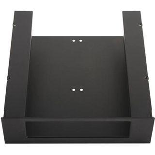 """Silverstone 3,5"""" HDD + 2x 2,5"""" HDD schwarz Einbaurahmen für 5,25"""" (SST-FP55B)"""