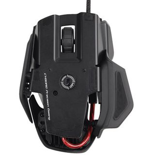 Mad Catz Cyborg R.A.T 3 Gaming Mouse USB matt black (kabelgebunden)