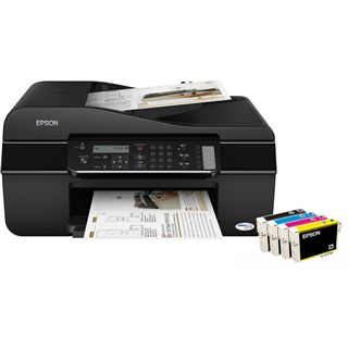 Epson Stylus Office BX305FW Multifunktion Tinten Drucker 5760x1440dpi WLAN/USB2.0