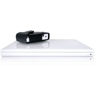 "Icy Dock EZ-dock 2.5"" (6,35 cm)/ 3.5"" (8,89 cm)SATA HDD Docking Station (White & Green)"