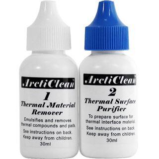 (€9,75*/100ml) Arctic Silver ArctiClean CPU-Kühler Reinigungskit 60ml Flasche (ACL-60ml)