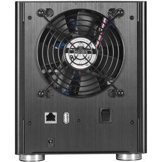 Lian Li EX-40NB HDD Hot Swap RAID NAS Case - black