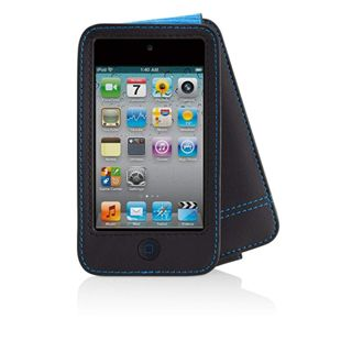 Belkin MP3 Player Zub iPod Touch 4G Leder Folio Verve sw-bla
