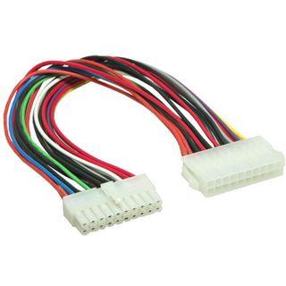 0.30m Good Connections ATX Verlängerungskabel intern 20pol Stecker auf 20pol Buchse