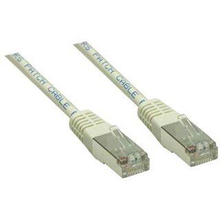 (€0,55*/1m) 5.00m Good Connections Cat. 6 Patchkabel S/FTP PiMF RJ45 Stecker auf RJ45 Stecker Grau