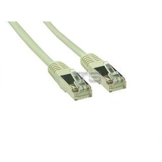 (€0,36*/1m) 30.00m Good Connections Cat. 5e Patchkabel S/FTP RJ45 Stecker auf RJ45 Stecker Grau