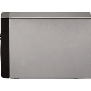 "QNAP Turbostation TS-239 Pro II+ NAS System für 2x2,5"" oder 2x3,5"" SATA II HDD Schwarz"