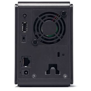Buffalo LinkStation Pro Duo 4 TB (2x 2000GB)