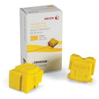 Xerox feste Tinte 2er-Pack 108R00933 gelb