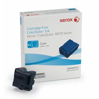 Xerox Tinte 6 Sticks 108R00954 cyan