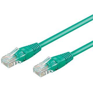 5.00m Good Connections Cat. 6 Patchkabel UTP RJ45 Stecker auf RJ45 Stecker Grün