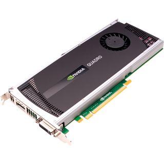 2GB PNY Quadro 4000 Mac Edition Aktiv PCIe 2.0 x16 (Retail)
