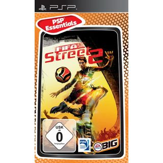 Electronic Arts FIFA STREET 2 ESSENTIALS (PSP)