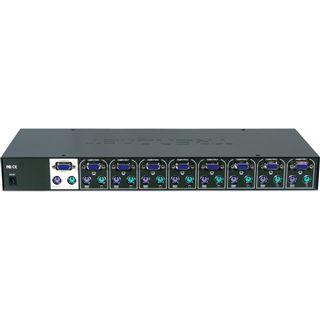 Trendnet TK-801R 8-fach Rackmount KVM-Switch