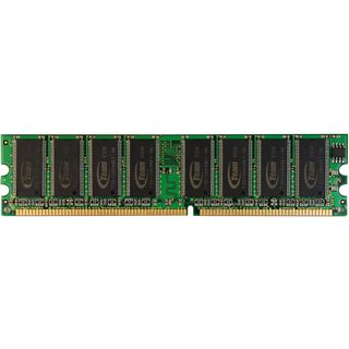 1GB TeamGroup Team Value DDR-400 DIMM CL3 Single