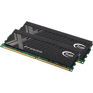 2GB TeamGroup Team Xtreem Dark DDR3-1600 DIMM CL9 Dual Kit