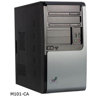 Codegen M101-CA Midi Tower 450 Watt schwarz