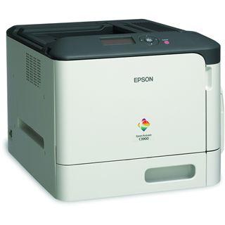 Epson AcuLaser C3900N Farblaser Drucken LAN/USB 2.0