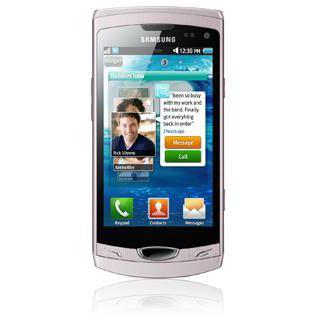 Samsung Wave II 853 elegant-pink S8530