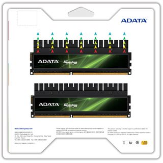 8GB ADATA XPG G Series V2.0 DDR3-1600 DIMM CL9 Dual Kit
