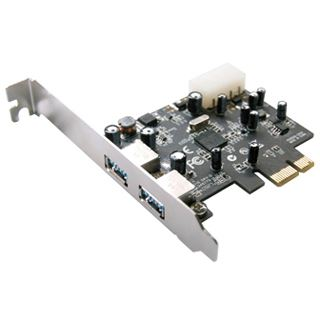 Longshine LCS-6380 2 Port PCIe retail