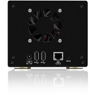 Icy Box RaidSonic IB-NAS6220 2xHDD Mediaserver