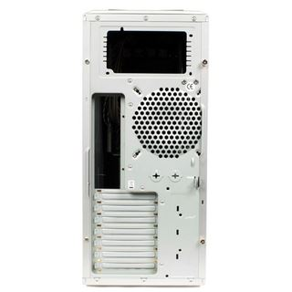 Cougar 6XR9 Midi Tower ohne Netzteil schwarz/silber